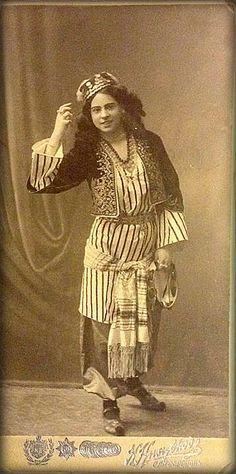 Tatars.Crimean Tatar Girl