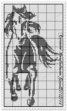 Thrilling Designing Your Own Cross Stitch Embroidery Patterns Ideas. Exhilarating Designing Your Own Cross Stitch Embroidery Patterns Ideas. Funny Cross Stitch Patterns, Cross Stitch Charts, Cross Stitch Designs, Filet Crochet, Crochet Chart, Cross Stitch Horse, Cross Stitch Animals, Cross Stitching, Cross Stitch Embroidery
