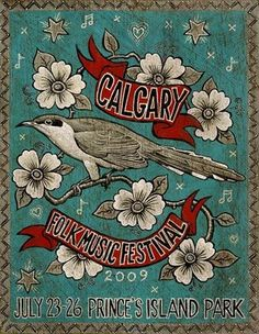 Calgary Folk Music Festival 2009