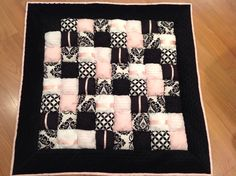 Bubble Quilt Bubble Blanket Puff Quilt Biscuit Quilt by LuvinKatie