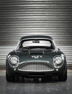 Aston Martion DB4 GT Zagato