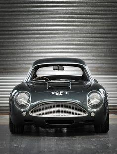 Aston Martion DB4 GT Zagato