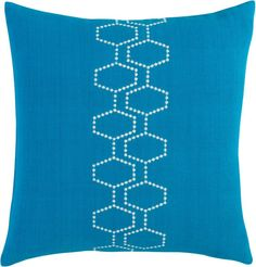 """cell peacock 18"""" pillow in all rugs/pillows 