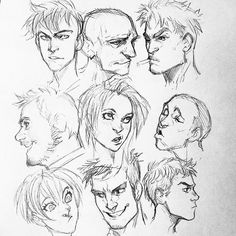 #art #sketch #face #emotion                                                                                                                                                                                 Mais