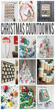 20+ Fun Christmas Countdown Ideas   Christmas Advents