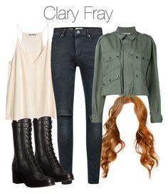 Clary Fray Shadowhunters by Shadowhunters shadyannon shadyannon Clary by Fray rUOrEFwxdq