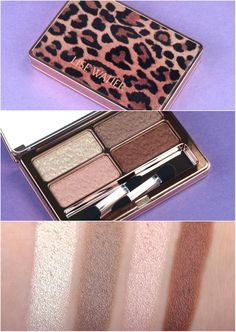 Lise Watier Fall 2014 Collection: Review and Swatches Eyeshadows, Eyeshadow Palette, Skincare Blog, Lip Lacquer, Fashion Colours, Fall Trends, Skin Makeup, Vancouver, Swatch