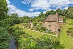Wonderfully restored Mill finished in a contemporary style in Shropshire