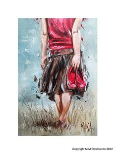 maria - kaalvoet in die veld Gouache, Stella Art, Baby Painting, South African Artists, Africa Art, Painting Patterns, Painting Styles, Abstract Canvas Art, Painting People