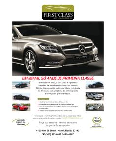 Cliente: First Class Rent a Car