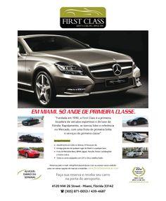 Cliente: First Class Rent a Car