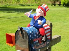 all American mail box