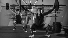Oly lifting program - STACK