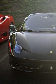 Stunning Ferrari 458 Italia via carhoots.com