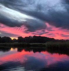 Starkville sunset