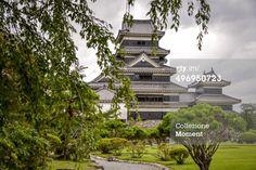 Matsumoto #Castle. #Matsumoto, #Japan.