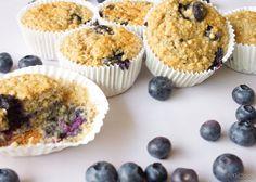 Havermout muffins met blauwe bessen - MiCook