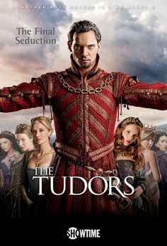 The Tudors : it may be over....but I can watch these over and over again!  Off with your head!
