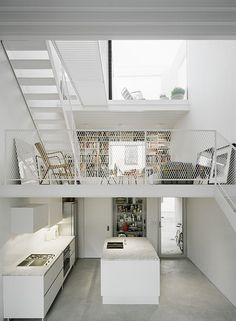 Townhouse in Landskrona, Sweden by Elding Oscarson - http://www.interiordesign2014.com/other-ideas/townhouse-in-landskrona-sweden-by-elding-oscarson/
