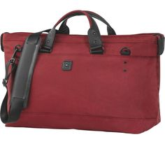 Victorinox Lexicon Weekender - Deluxe carry-all Tote Red