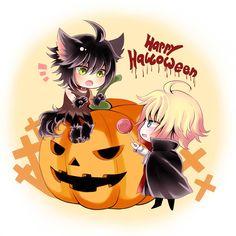 Seraph of the End, Owari no Seraph: Happy Halloween!