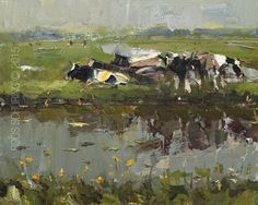 LSP09-2015-Schuring-Landscape-Painting-with-Cows