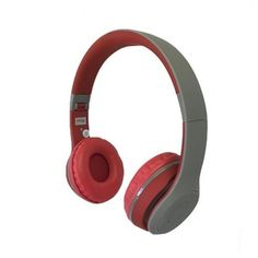#Bluetooth #Kopfhörer mit #Mikrofon Omega #Freestyle #Musik #Sound Freestyle, Bluetooth, Omega, Over Ear Headphones, Tecnologia, Red, Music, Blue Tooth, In Ear Headphones