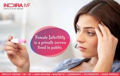 As a woman, finding out you are infertile is always heartbreaking.  It makes her feel hopeless and led to mental trauma. Although infertility in women is a common problem, there are fertility treatments available such as IVF, to help you have the family you've always wanted.  Get an expert opinion by a fertility specialist, Call us: 07412077808  #indiraivf #femaleinfertility #IVF #infertilitytreatment #infertilecouples #fertilitytreatmentoptions #fertilityspecialist #parenthood #women #pregnancy Ivf Treatment, Infertility Treatment, Ivf Center, Baby Center, Women Pregnancy, Female Infertility, Feeling Hopeless, Trauma, Led