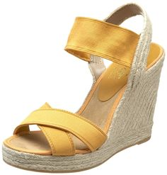 Nine West Women's Jaxson Slingback Espadrille (now MINE!)