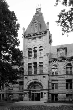 Fine art black and white prints of Indiana University Bloomington images. Founded in IU Bloomington has over students. Turkey Run State Park, Iu Hoosiers, Bloomington Indiana, Indiana University, Santa Clause, Covered Bridges, Back Home, State Parks, Notre Dame