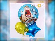 Singendes Ballonbukett Happy Birthday Wikingerlady    Mit einem kräftigen Haaaaappy Birthday überrascht unsere Wikingerin die beschenkte Person und heißt sie im neuen Lebensjahr willkommen. Zusätzlich runden zwei bunte Ballons diese außergewöhnliche Gebu...