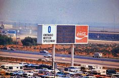 When I drive through Ontario even today I remember this sign... #InlandEmpire memories ;)