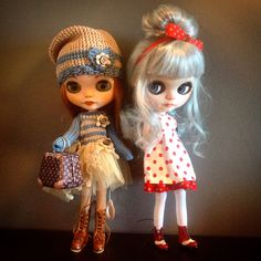Vivienne & Lilith#outfits by Moi#