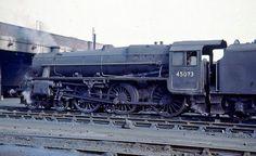 BR (LMS) 'Stanier' class 5 MT  4-6-0
