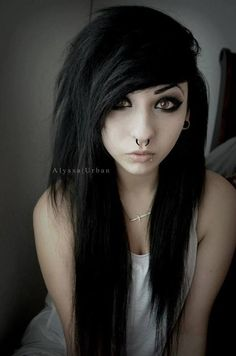 cool Ok not the nose piercing for me bit i.really like the scene thing going on. Rly ... by http://www.dana-hairstyles.top/scene-hair/ok-not-the-nose-piercing-for-me-bit-i-really-like-the-scene-thing-going-on-rly/