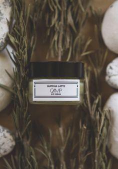 Camp Skincare - Matcha Latte Eye Cream| TLV Birdie
