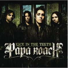 Papa Roach I've seen them once Music Is My Escape, I Love Music, Sound Of Music, Hard Music, Rock Roll, Papa Roach, Love Band, Types Of Music, My Favorite Music