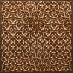 "262 Faux Tin Ceiling Tile - Glue up -  24"" x 24"""