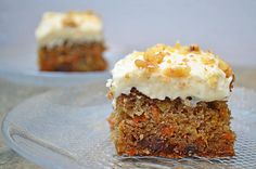 Granny's Carrot Cake - This is the best Carrot Cake I have had.  I happen to leave out the raisins and walnuts though.
