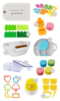 Subscribe to the Hellobee newsletter for a chance to win these fun bento supplies! Every person you get to sign up earns you 10 extra entries!