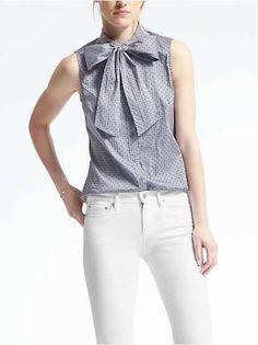 women:blouses & shirts|banana-republic