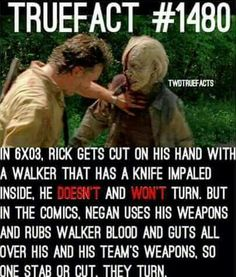 Wtf now I'm worried and I fucking hate Negan even more