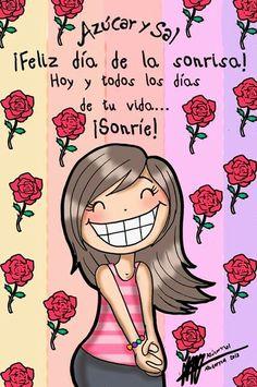 Feliz dia de la sonrisa
