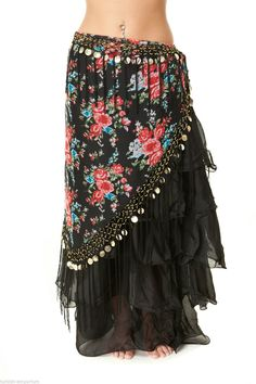 Tribal hippy chic reinvented with this large (suitable for plus sizes) v shaped scarf shawl with coins and fringe. V Shaped Scarf Shawl with Coins and Fringe. General Interest. Available in three colours. | eBay!