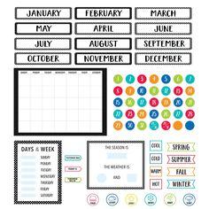 Farm Friends Core Decor Calendar St