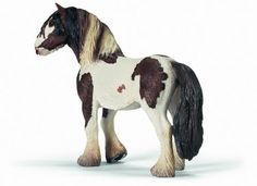 Schleich Horse Tinker Stallion Figurine Toy Model 13625 New Schleich Horses Stable, Horse Stables, Bryer Horses, Horse Gifts, Horses For Sale, Horse Pictures, Horse Breeds, Fantasy, Beautiful Horses