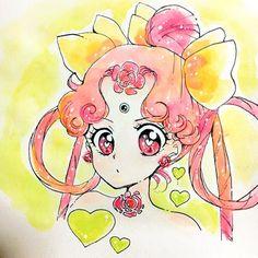 by  うらちゃん Sailor Mars, Arte Sailor Moon, Sailor Chibi Moon, Sailor Saturno, Pokemon, Sailor Moon Character, Sailor Moon Crystal, 4 Life, Sanrio
