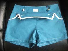 FREE Sailor Shorts Sewing Pattern