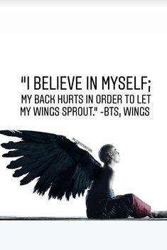 bts quotes inspirational , bts quotes