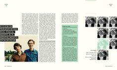 Revista   Naive by Jackie Schaab, via Behance